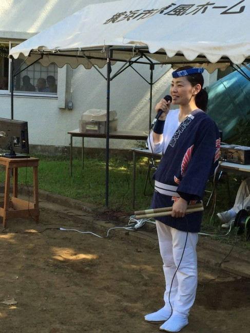 恵風ホーム演奏4