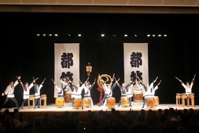 横浜都筑太鼓 第29回公演