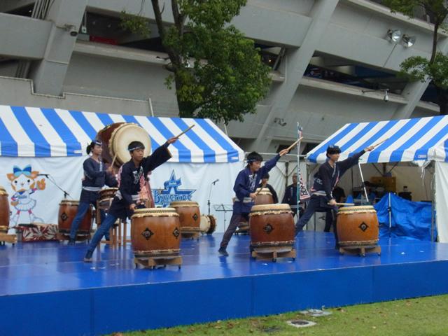 横浜スタジアム前3
