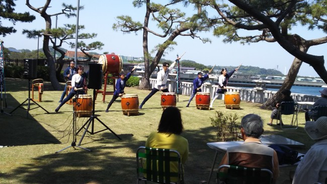 2018旧伊藤博文金沢別邸 ぼたん祭り1