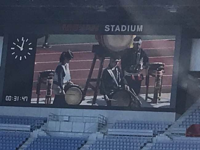 201902_和太鼓演奏2