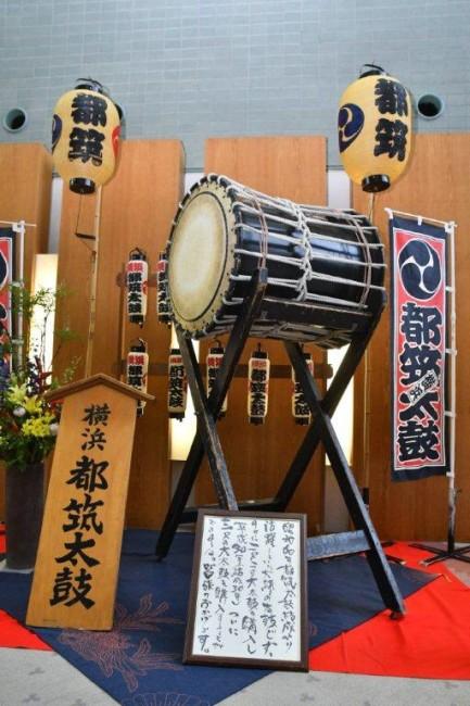 第30回記念公演の和太鼓演奏6