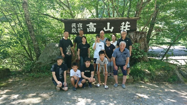 2019夏の和太鼓演奏記録5